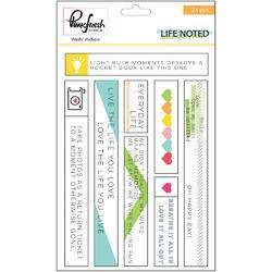 Life Noted Washi Tape Stickers - 1