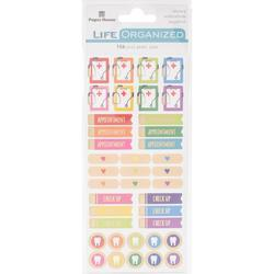 Life Organized Functional Stickers DOCTOR