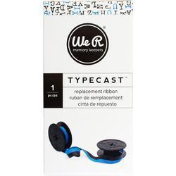 Typecast Typewriter Ribbon sv.modrá/černá