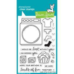 Loads Of Fun Clear Stamps - 1