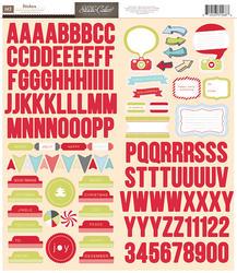 Magical - 2x 6x12 Sticker Sheet