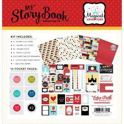 "Magical Adventure My Storybook Pocket Page Kit 12""x12"""