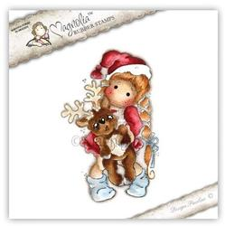 Magnolia - Tilda w/Little Rudolph - 1