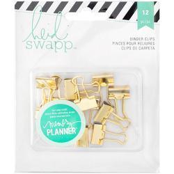Memory Planner Binder Clips