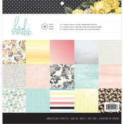 """Memory Planner Double-Sided Paper Pad 12""""x12"""""""