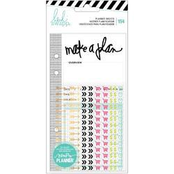 Memory Planner Inserts With Stickers Events - 1