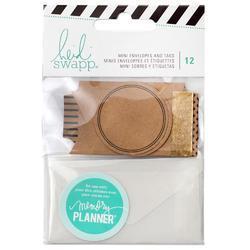 Memory Planner Mini Envelopes & Tags
