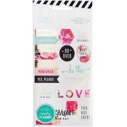 Memory Planner Stickers Floral 2/Pkg