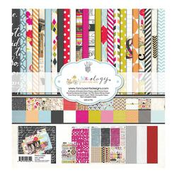 "Me.ology Designs Collection Kit 12""x12"""
