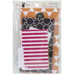 Me.ology Patterned Envelopes & Folders 6 pkg - 1