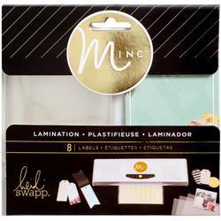 Minc Lamination Color Labels
