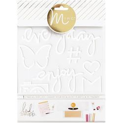 "Minc Tracing Enjoy Template 6.5""x8.5"""