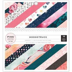 "Moonstruck Single-Sided Paper Pad 6""X6"" 36/Pkg"