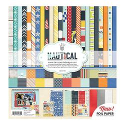 Nautical Collection Pack 12x12