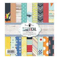 Nautical Paper pad 6x6