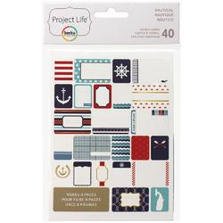 Nautical Themed Cards 40pkg