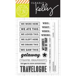 New Adventures Clear Stamps - 1