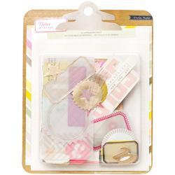Notes & Things Ephemera Cardstock Die-Cuts 88 pkg - 1