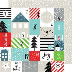 "Oh Joy Double-Sided Cardstock 12""X12 - Advent Love"