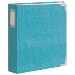 """Oh What Fun Blue Project Life D-Ring Album 6""""x8"""" - 1"""