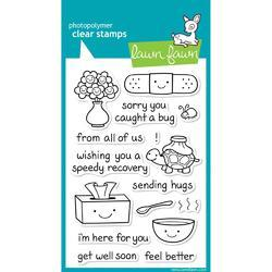 On The Mend Clear Stamps - 1