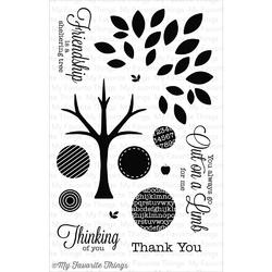 """Out On A Limb Stamps 4""""x6"""" - 1"""