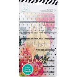 Memory Planner Dividers Clear - Personal