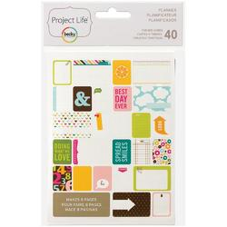 Planner Themed Cards 40pkg