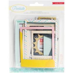 Poolside Die-Cut Cardstock Frames 15pkg - 1
