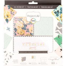 Project Life All-In-One Album Kit BLOOM - 1