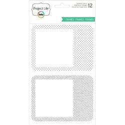 Photo Frames Project Life 12pkg - 1