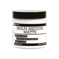 Ranger Matte Multi Medium 3.8oz Jar - 1