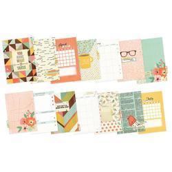 Reset Girl Monthly Double-Sided Inserts A5 - 1