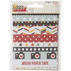 Say Cheese II Designer Washi Paper Tape - 1