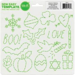 Sew Easy Templates Holiday - 1