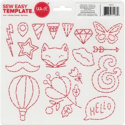 Sew Easy Templates Icon - 1