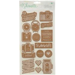 Shimelle Cork Stickers - 1