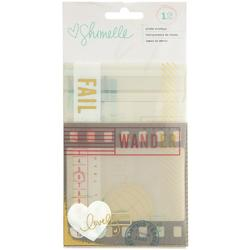 Shimelle Photo Overlays 12 pkg - 1