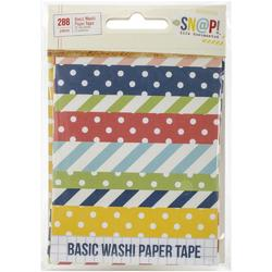 Sn@p! Life Documented Basic Washi Paper Tape - 1