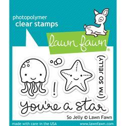 So Jelly Clear Stamps - 1