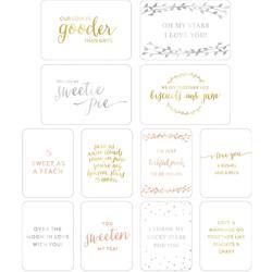 Southern Weddings Specialty Card Pack II. 12 pkg