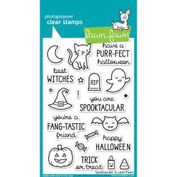 Spooktacular Clear Stamps - 1