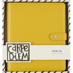 Carpe Diem A5 Planner Set POSH 2017 – Marigold - 1