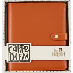 Carpe Diem A5 Planner Set RESET GIRL 2017 – Persimmon - 1