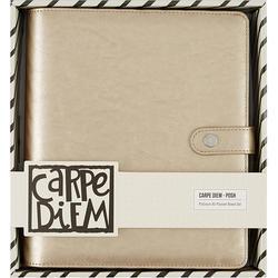 Carpe Diem A5 Planner Set POSH 2017 – Platinum - 1