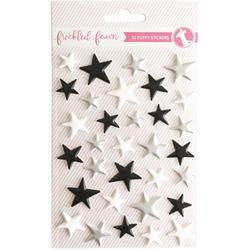 Stars Puffy Stickers