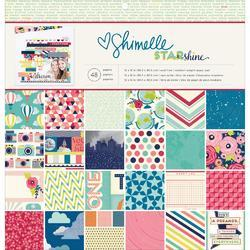 "Starshine Single-Sided Paper Pad 12""x12"""