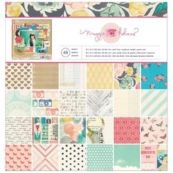 "Styleboard Paper Pad 12""x12"""