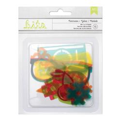Summer Ice Cream Die-Cut Acrylic Shapes 15 pkg