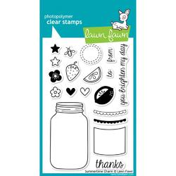 Summertime Clear Stamps - 1